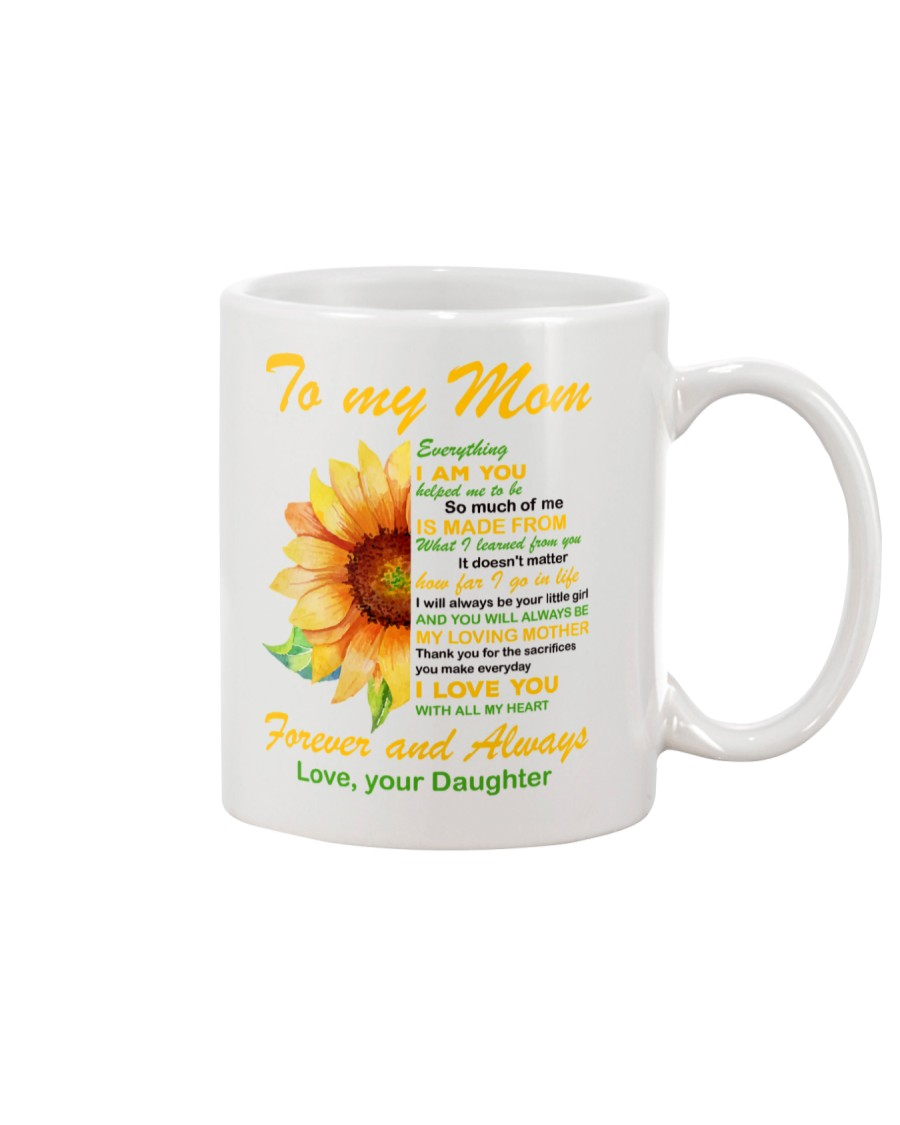 Forever And Always Mom Mug