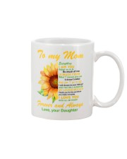 Forever And Always Mom Mug front