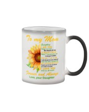 Forever And Always Mom Color Changing Mug thumbnail