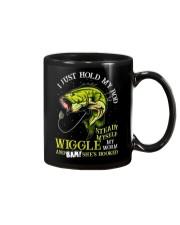 Hold Rod And Wiggle Worm Mug thumbnail