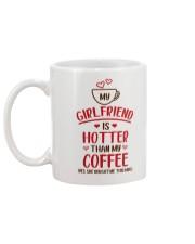 Girlfriend Hotter Than Coffee Bought Mug back