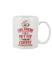 Girlfriend Hotter Than Coffee Bought Mug front