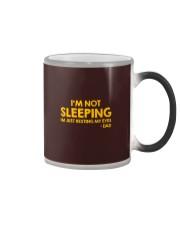 I'm Not Sleeping Color Changing Mug thumbnail