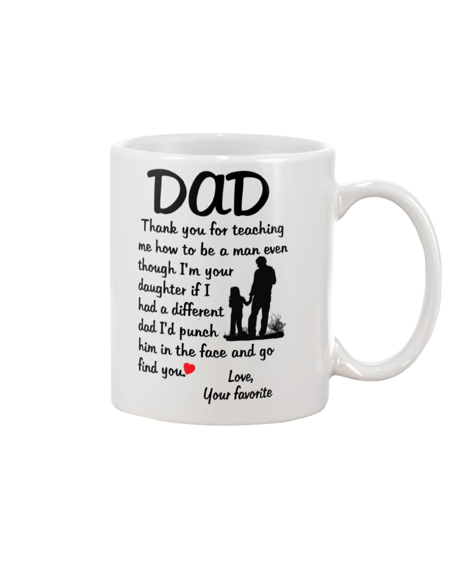 Different Dad Mug