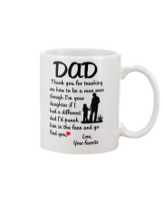 Different Dad Mug front