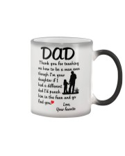 Different Dad Color Changing Mug thumbnail