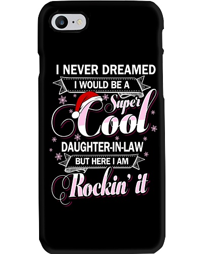 Daughter-in-law Rock'in It