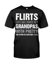 Grandpas With Pretty Granddaughters Premium Fit Mens Tee thumbnail