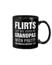 Grandpas With Pretty Granddaughters Mug thumbnail
