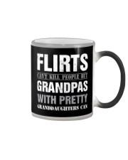 Grandpas With Pretty Granddaughters Color Changing Mug thumbnail