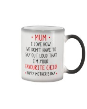 Your Favourite Child Color Changing Mug thumbnail