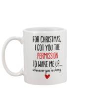 You Always Have My Permission Mug back