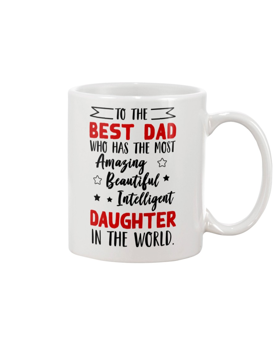 To The Best Dad Mug