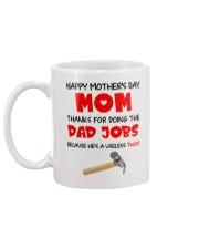 Useless Twat Mug back