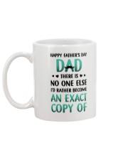 Become An Exact Copy  Mug back