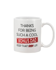 Bonus Dad Mug tile