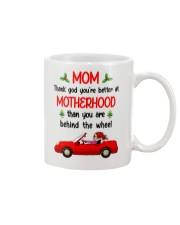 You're Better At Motherhood Mug front