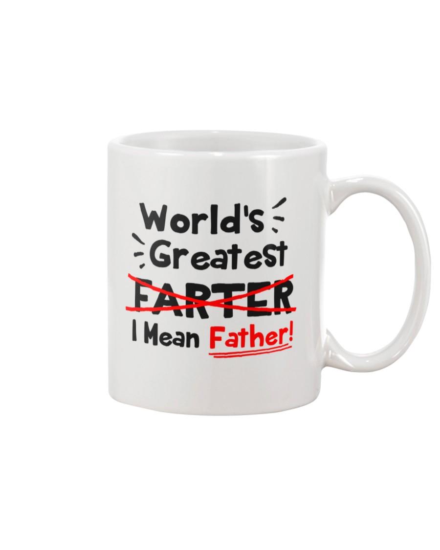 I Mean Father Mug