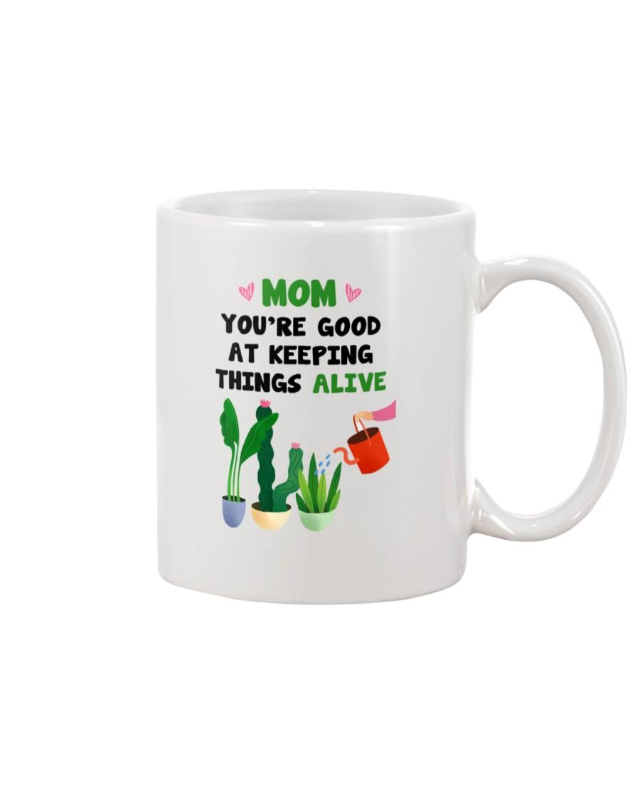 Keeping Things Alive Mug
