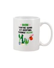 Keeping Things Alive Mug front