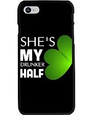 She Is My Drunker Half Phone Case thumbnail