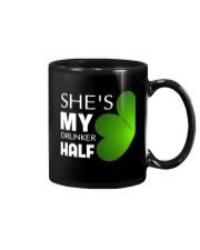 She Is My Drunker Half Mug thumbnail