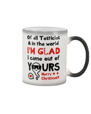 Of All Testicles In The World Color Changing Mug thumbnail