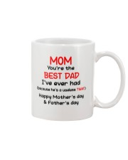 Mother's Day Mug and Father's Day Gifts - Giftza Mug front