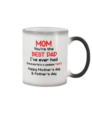You're The Best Dad Color Changing Mug thumbnail