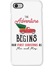 Adventure begins first Christmas Phone Case thumbnail