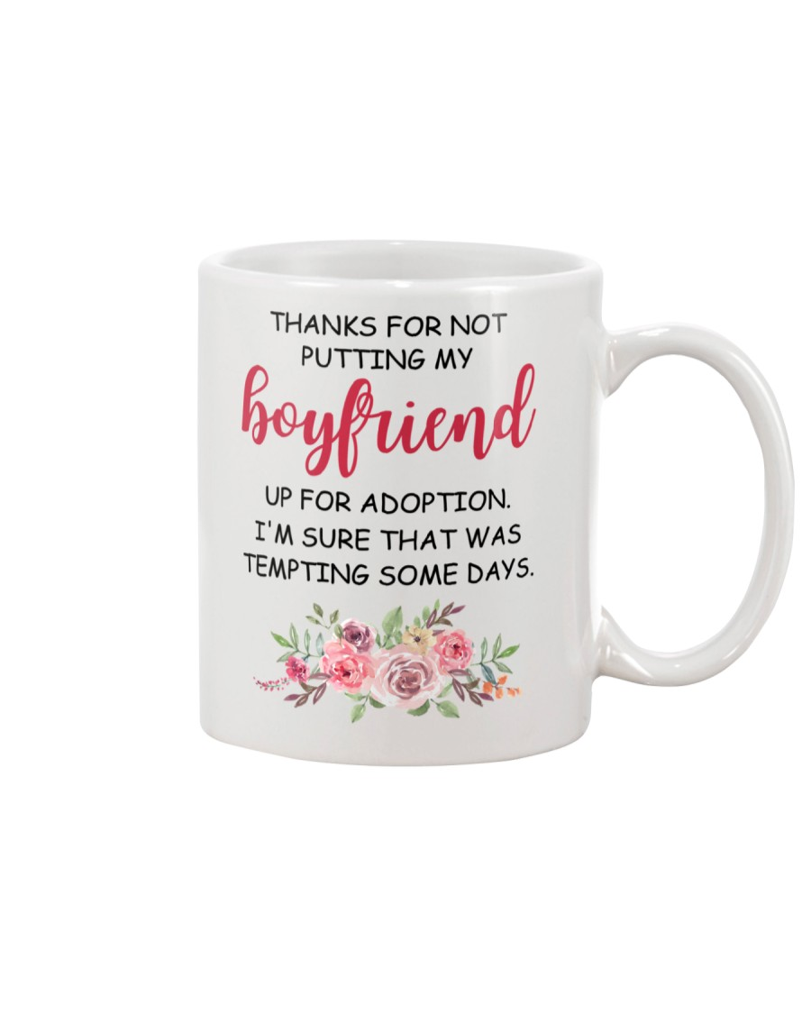 My Boyfriend For Adoption Mug