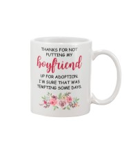 My Boyfriend For Adoption Mug front