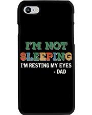 I'm Resting My Eyes Phone Case thumbnail