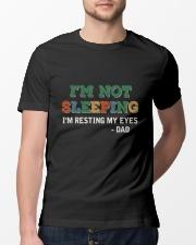 I'm Resting My Eyes Classic T-Shirt lifestyle-mens-crewneck-front-13