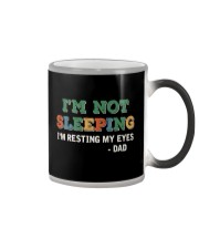 I'm Resting My Eyes Color Changing Mug thumbnail
