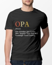 Opa Retro Good Looking Classic T-Shirt lifestyle-mens-crewneck-front-13