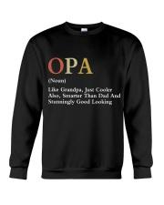 Opa Retro Good Looking Crewneck Sweatshirt thumbnail