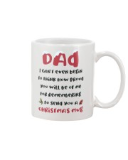 How Proud For Remembering To Send A Christmas Mug Mug front