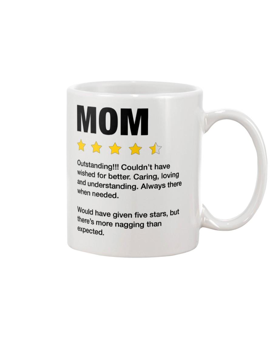 Mom Five Stars Us Mug