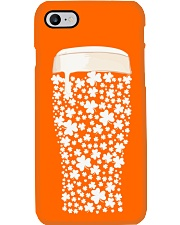 Beer Glass Shamrocks Fill Phone Case thumbnail
