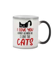 Almost Much As Cat Color Changing Mug thumbnail