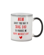 Mum Produce Me Color Changing Mug thumbnail