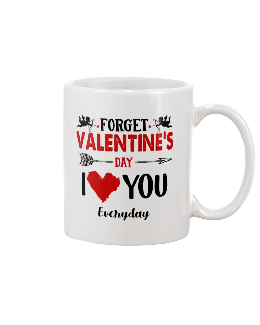 Forget Valentine  Mug