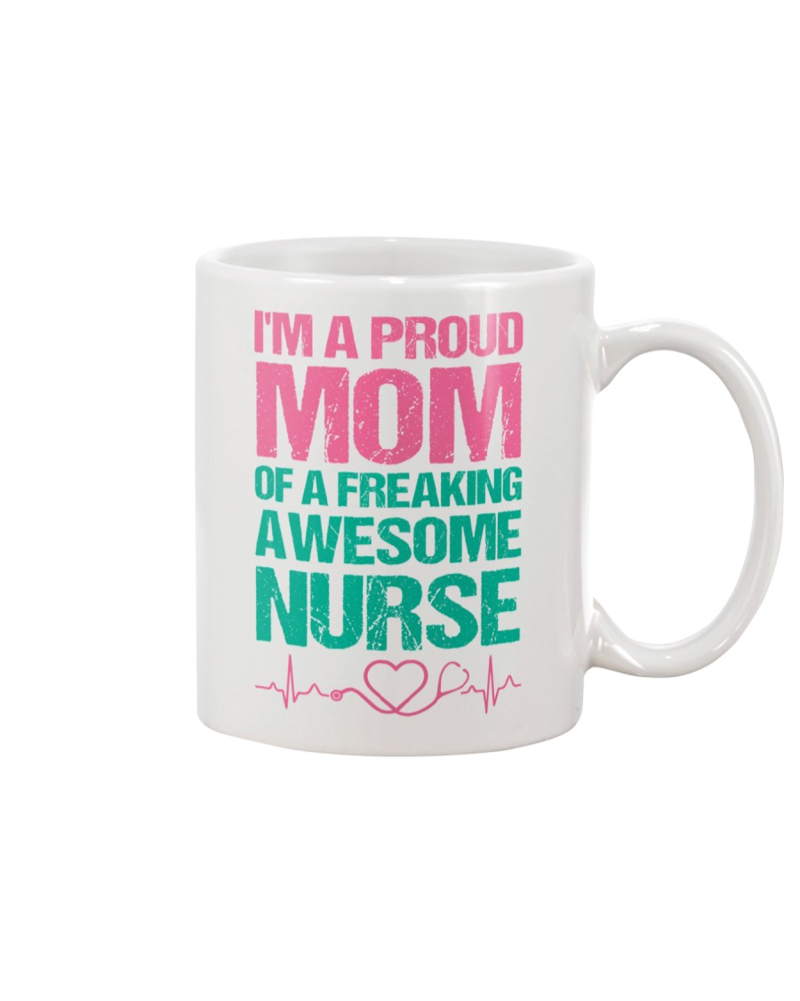 Awesome Nurse Mug