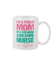 Awesome Nurse Mug front