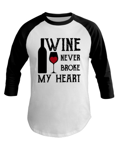 Wine Never Broke My Heart