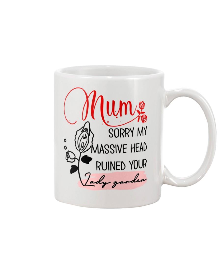 Sorry For Massive Head Mug