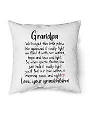 Hug This Little Pillow Indoor Pillow tile