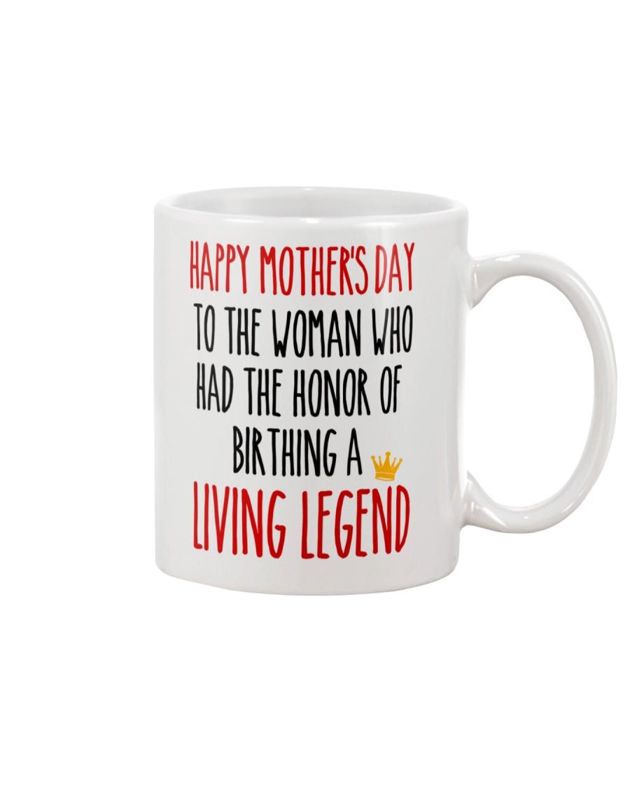 Birthday A Living Legend Mug
