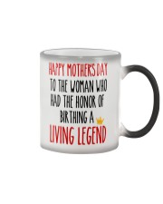 Birthday A Living Legend Color Changing Mug thumbnail